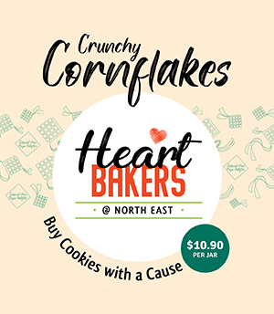 Heart Bakers @ North East