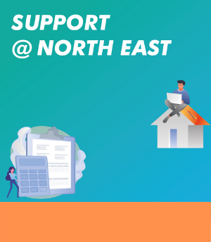 Support @ North East